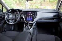 Cabin area of the 2020 Subaru Legacy., gallery_worthy