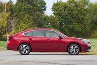Side profile of the 2020 Subaru Legacy., gallery_worthy