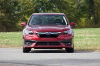 Front profile of the 2020 Subaru Legacy., exterior, gallery_worthy