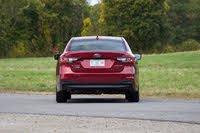 Rear profile of the 2020 Subaru Legacy., exterior, gallery_worthy