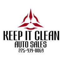 Keep It Clean Auto Sales logo