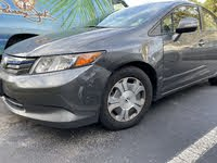 2012 Honda Civic Hybrid Overview
