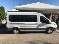 Picture of 2015 Ford Transit Passenger 350 XLT Medium Roof LWB RWD with Sliding Passenger-Side Door, exterior, gallery_worthy