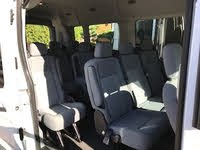 Picture of 2015 Ford Transit Passenger 350 XLT Medium Roof LWB RWD with Sliding Passenger-Side Door, interior, gallery_worthy