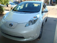 Picture of 2016 Nissan LEAF SV, exterior, gallery_worthy