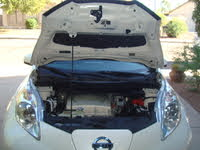 Picture of 2016 Nissan Leaf SV, engine, gallery_worthy