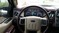 Picture of 2014 Ford F-250 Super Duty King Ranch Crew Cab LB 4WD, interior, gallery_worthy