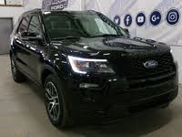 Picture of 2018 Ford Explorer Sport AWD, exterior, gallery_worthy
