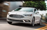2019 Ford Fusion Picture Gallery