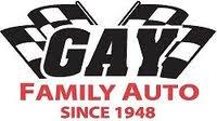 Gay Buick GMC logo