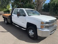 Picture of 2018 Chevrolet Silverado 3500HD Work Truck Crew Cab LB DRW RWD, exterior, gallery_worthy