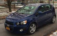 Picture of 2014 Chevrolet Sonic LTZ Hatchback FWD, exterior, gallery_worthy