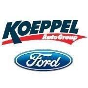 Koeppel Ford logo