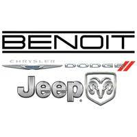 Benoit Chrysler Dodge Jeep Ram logo