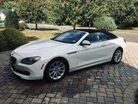 Foto de un 2013 BMW 6 Series 640i Convertible RWD, exterior, gallery_worthy