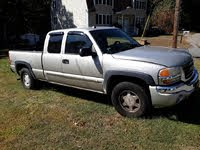 Picture of 2004 GMC Sierra 1500 4 Dr SLE 4WD Extended Cab LB, exterior, gallery_worthy