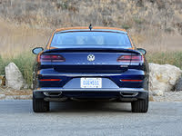 2019 Volkswagen Arteon 2.0T SEL 4Motion AWD, 2019 Volkswagen Arteon SEL Rear View, exterior, gallery_worthy