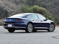 2019 Volkswagen Arteon 2.0T SEL 4Motion AWD, 2019 Volkswagen Arteon SEL Rear Quarter View, exterior, gallery_worthy
