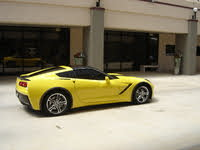 Picture of 2016 Chevrolet Corvette Stingray 3LT Coupe RWD, exterior, gallery_worthy