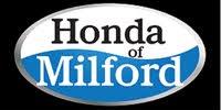 Honda of Milford logo