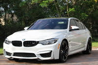 Foto de un 2018 BMW M3 Sedan RWD, exterior, gallery_worthy