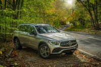 Mercedes-Benz GLC-Class Overview