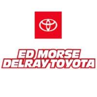 Ed Morse Delray Toyota logo