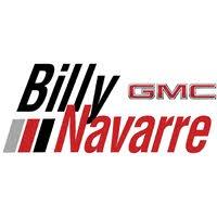 Billy Navarre GMC logo