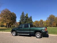 Picture of 2002 GMC Sierra 2500HD 4 Dr SLE 4WD Crew Cab LB HD, exterior, gallery_worthy
