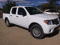 Picture of 2019 Nissan Frontier SV V6 Crew Cab 4WD, exterior, gallery_worthy