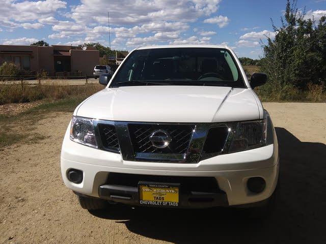 Image de 2019 Nissan Frontier SV V6 Crew Cab 4WD