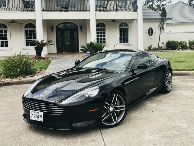 Picture of 2012 Aston Martin Virage Coupe RWD