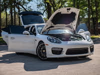 Picture of 2015 Porsche Panamera Turbo, engine, gallery_worthy