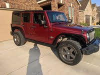 Picture of 2013 Jeep Wrangler Unlimited Freedom Edition 4WD, exterior, gallery_worthy