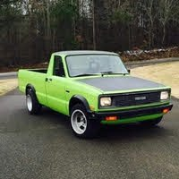 1984 Mazda B-Series Overview