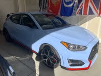 Picture of 2020 Hyundai Veloster N FWD, exterior, gallery_worthy