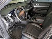 Picture of 2018 Ford Explorer Sport AWD, interior, gallery_worthy
