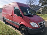 Picture of 2008 Dodge Sprinter Cargo 3500 144 WB RWD, exterior, gallery_worthy