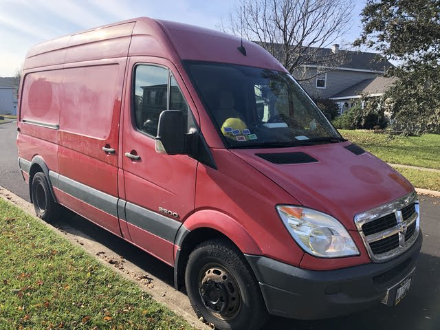 Picture of 2008 Dodge Sprinter Cargo 3500 144 WB RWD