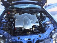 Picture of 2007 Chrysler Crossfire Limited Roadster RWD, engine, gallery_worthy