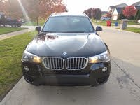 Picture of 2017 BMW X3 xDrive28i AWD, exterior, gallery_worthy