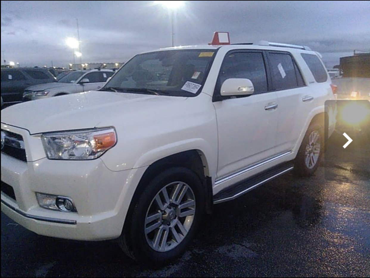 Used 2012 Toyota 4runner For Sale Right Now Cargurus