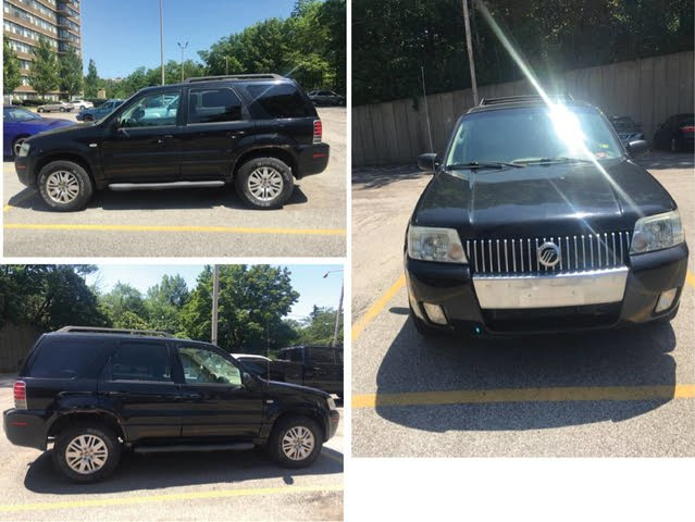 Picture of 2006 Mercury Mariner Convenience AWD, exterior, gallery_worthy