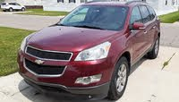 Picture of 2010 Chevrolet Traverse 2LT FWD, exterior, gallery_worthy