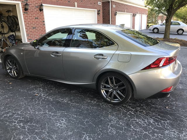Picture of 2016 Lexus IS 300 AWD