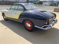 Picture of 1967 Volkswagen Karmann Ghia Coupe, exterior, gallery_worthy
