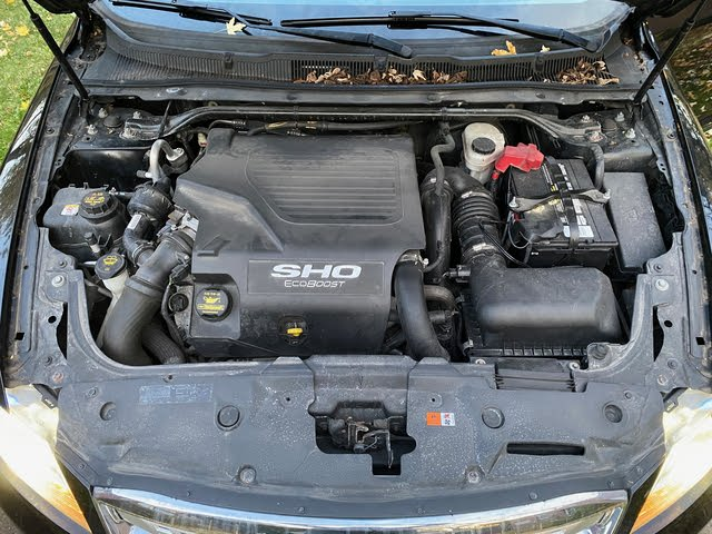 Picture of 2011 Ford Taurus SHO AWD, engine, gallery_worthy