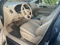 Picture of 2014 Nissan Pathfinder SL 4WD, interior, gallery_worthy