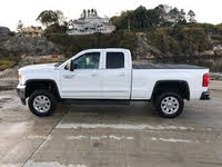 Picture of 2015 GMC Sierra 2500HD SLT Double Cab SB 4WD, exterior, gallery_worthy