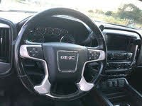 Picture of 2015 GMC Sierra 2500HD SLT Double Cab SB 4WD, interior, gallery_worthy